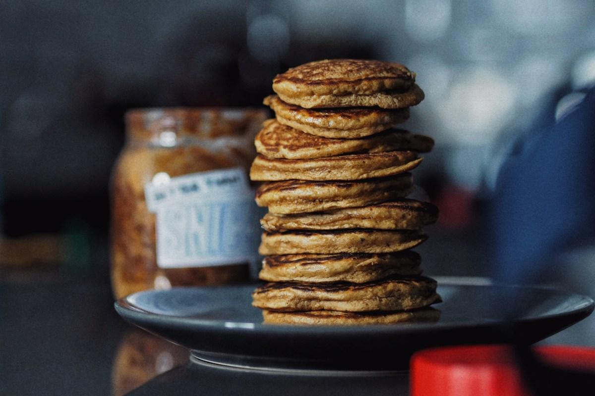 Recipe: Peanut Pancakes 🥜