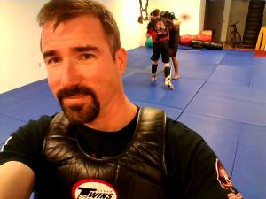 Mixed Martial Arts Battle Creek Instructor Ray White
