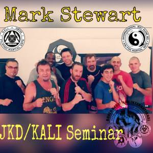 Mark Stewart JKD Jun Fan Kali Seminar