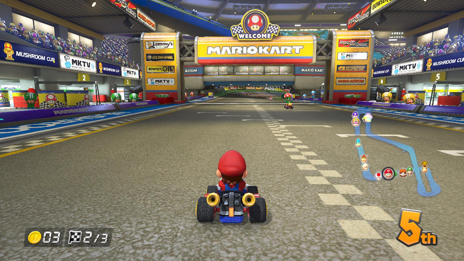 Image result for mario kart 8 screenshot