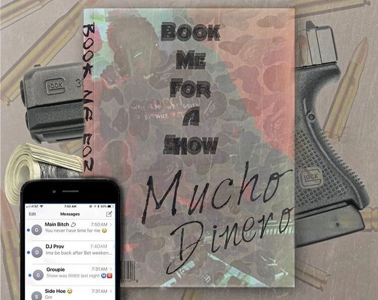 Book Me For A Show Mucho Dinero The Music Reviews