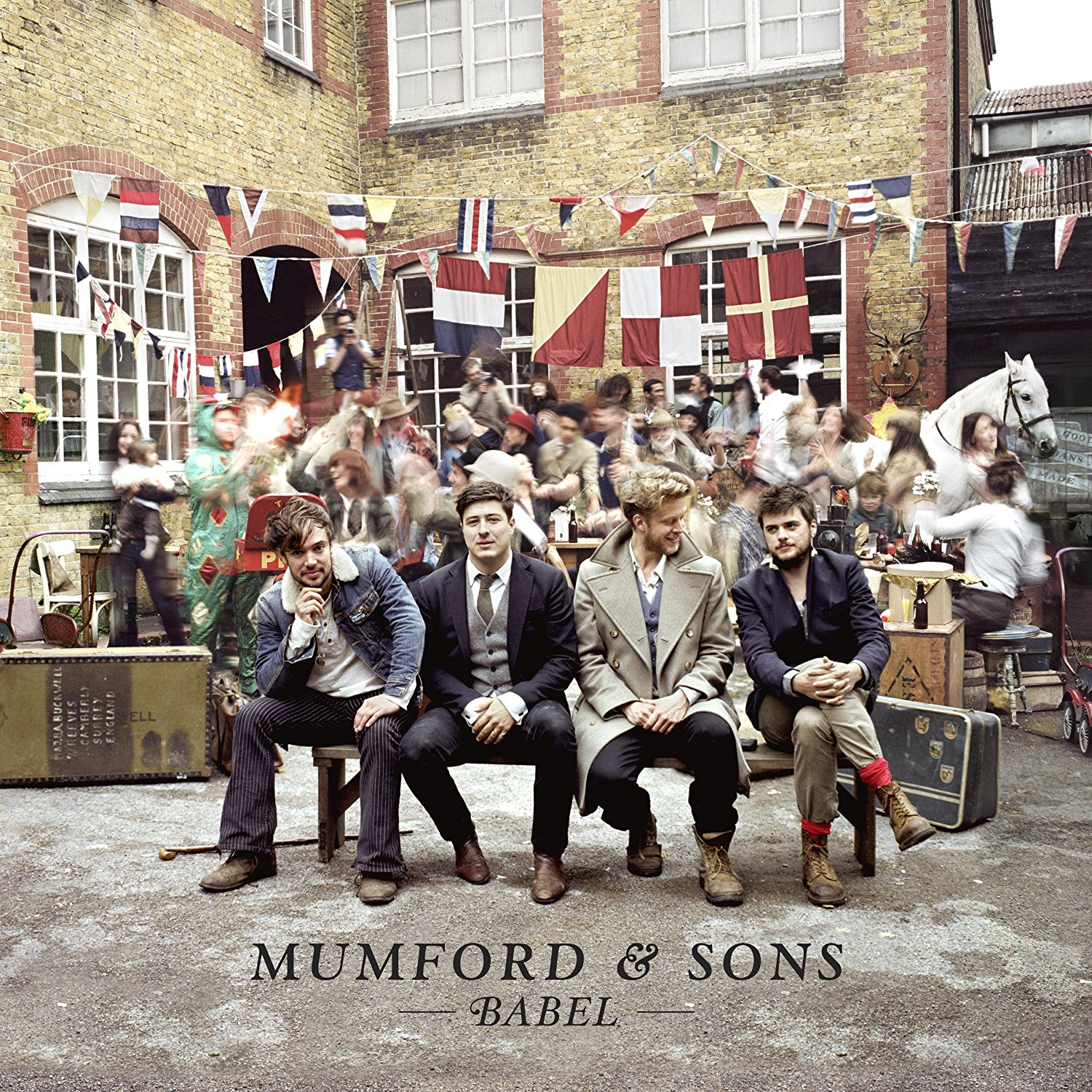 Mumford & Sons, Babel | Album Review