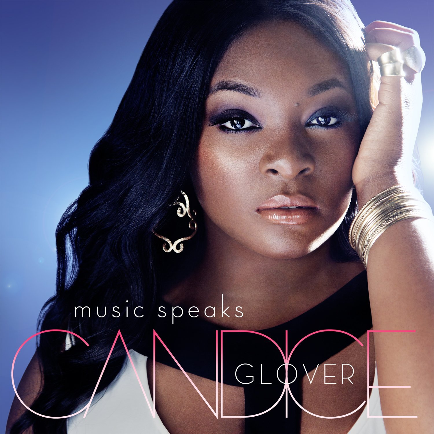 Candice Glover Finally Releases Debut Album 'Music Speaks'