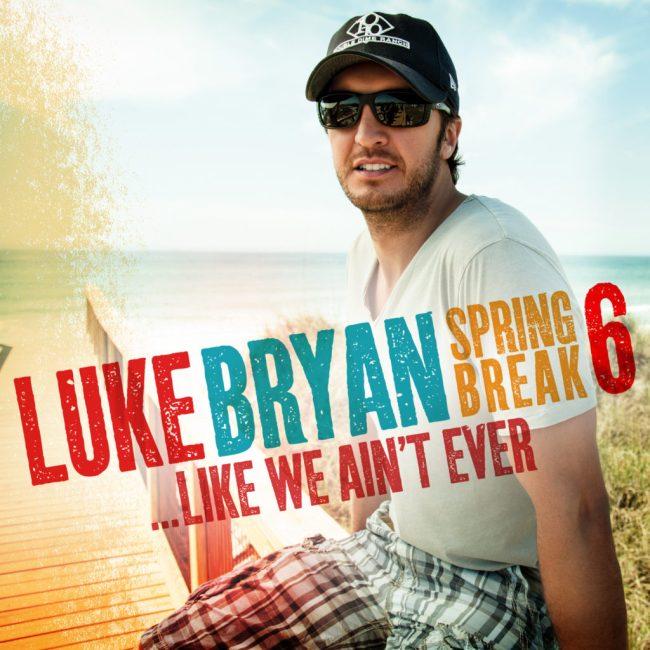 Luke Bryan, Spring Break 6 © Capitol Nashville