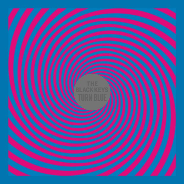 The Black Keys, Turn Blue © Nonesuch