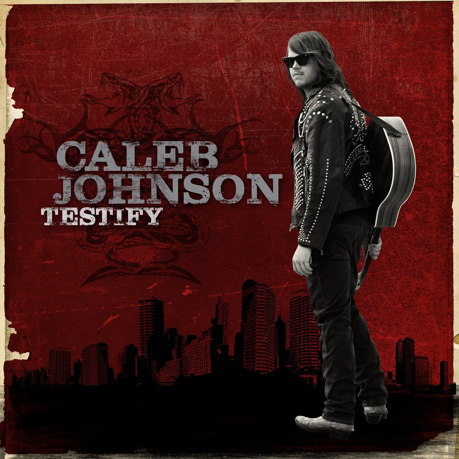 Caleb Johnson Shows Off Mad Pipes on Debut LP 'Testify'