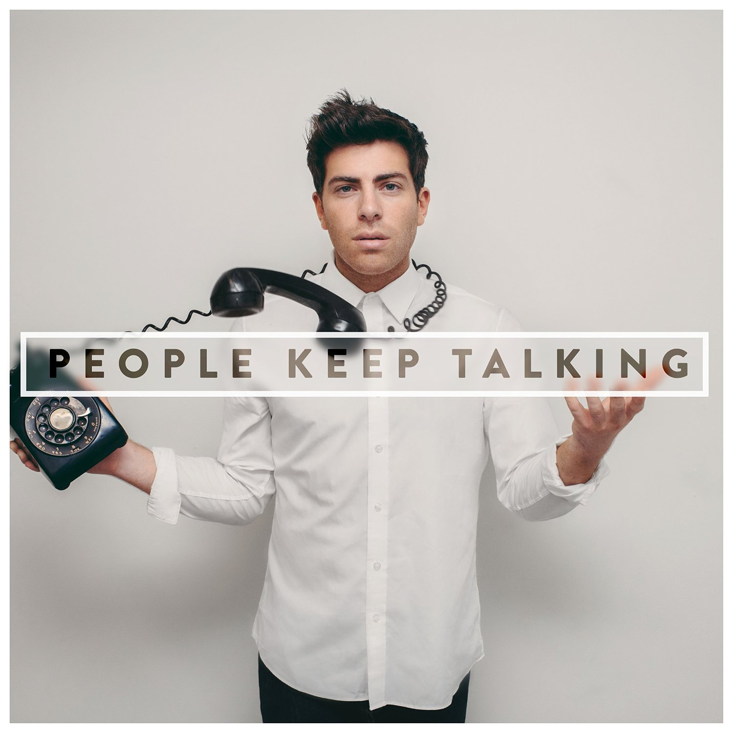 Hoodie Allen Spits Sex, Swag and Pop Culture on 'People Keep Talking'