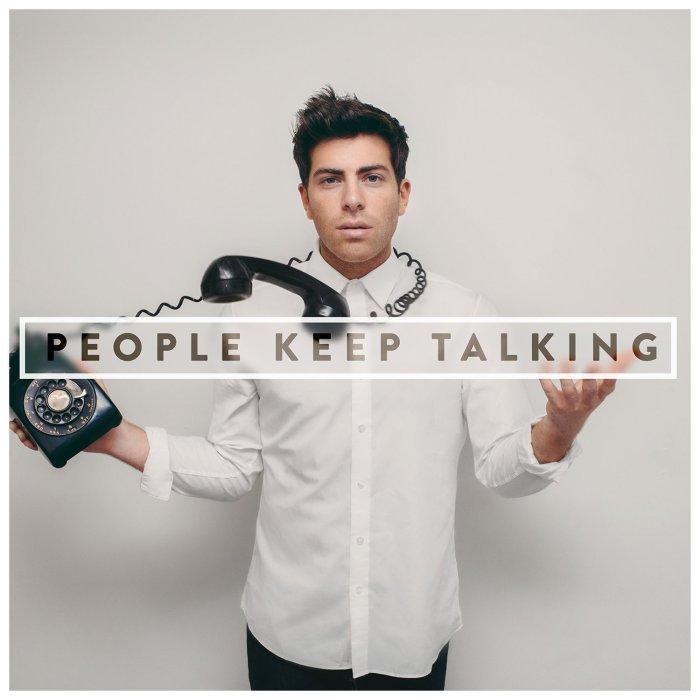 Hoodie Allen, People Keep Talking © Hoodie Allen LLC
