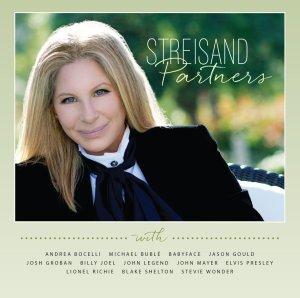 Barbra Streisand, Partners © Columbia