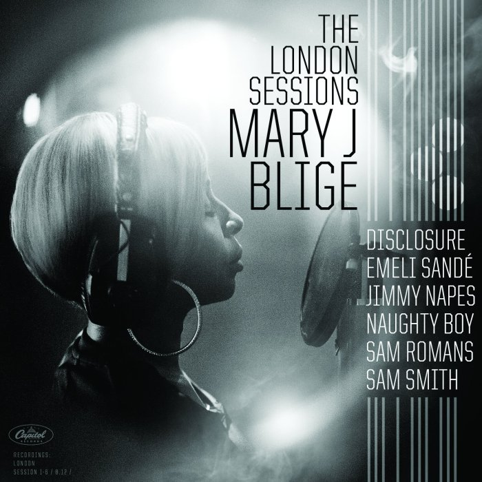 Mary J. Blige, The London Sessions © Capitol