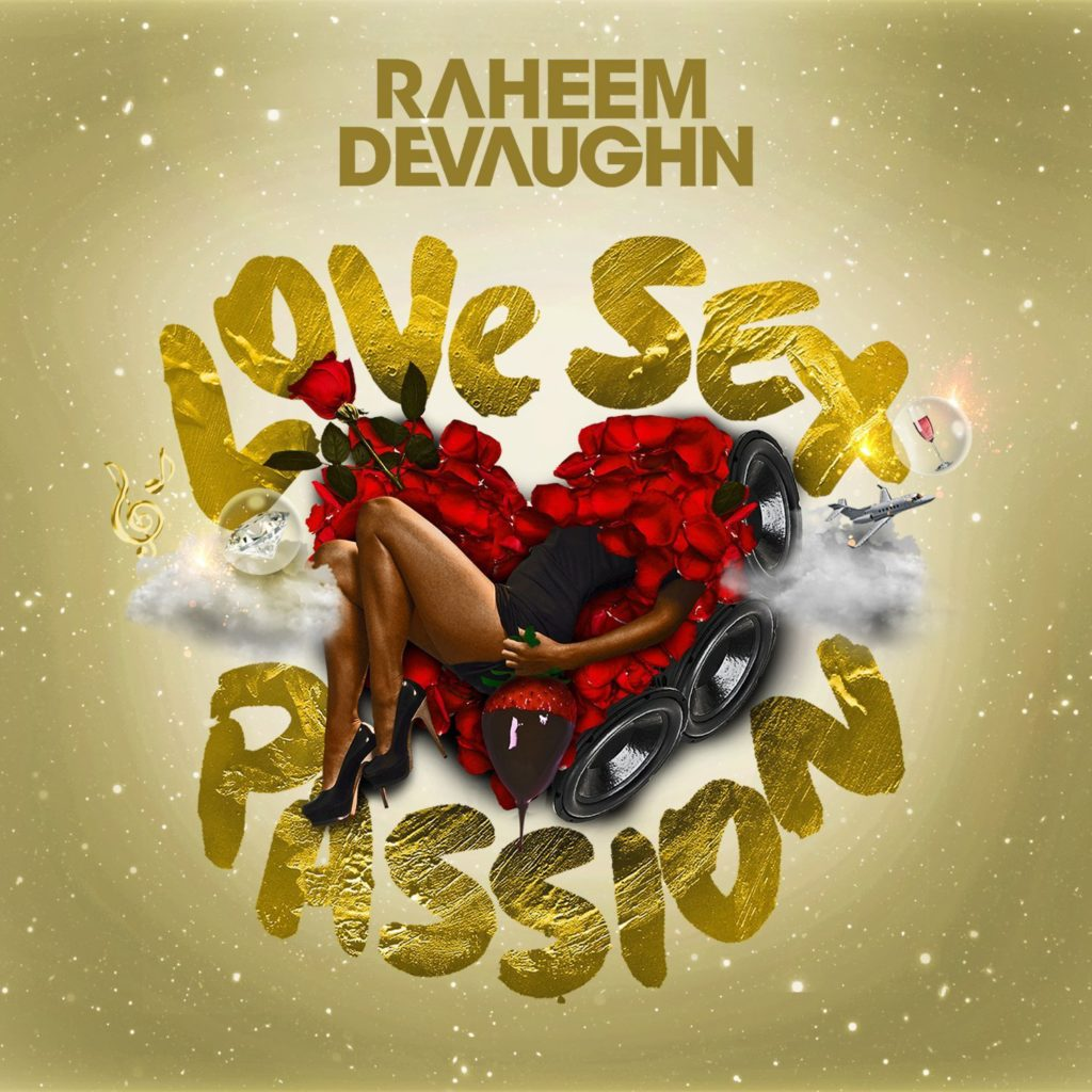 Raheem DeVaughn Consistent on 'Love Sex Passion'