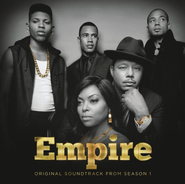 Empire Cast original soundtrack from Season 1 of Empire © Columbia