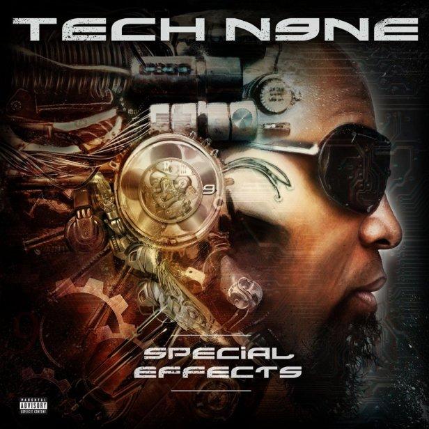 Tech N9ne, Special Effects © Strange Music