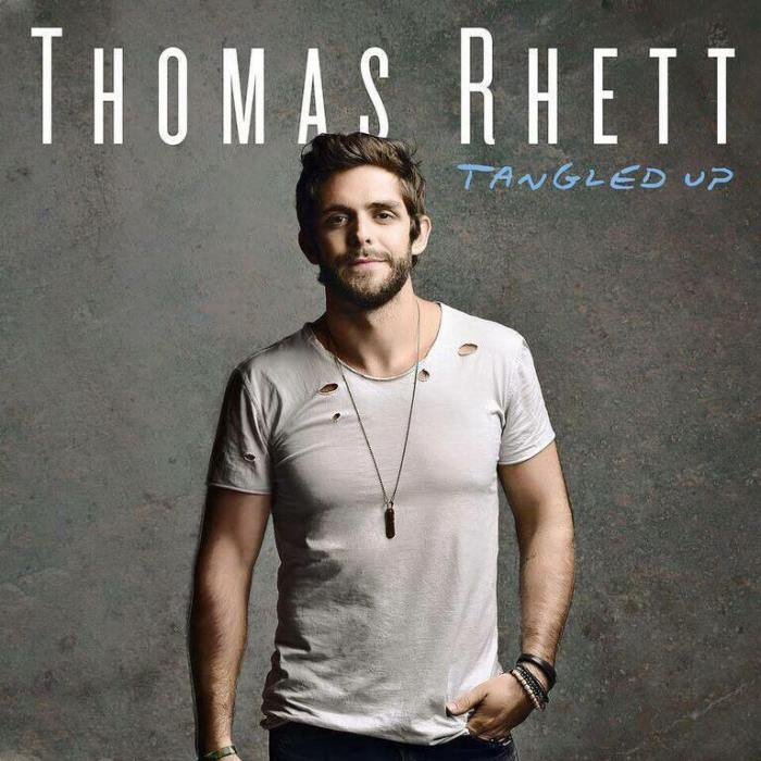 Thomas Rhett, Tangled Up © Valory
