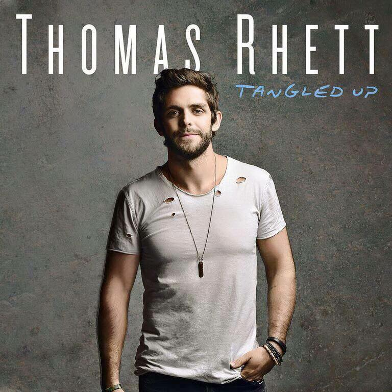 Thomas Rhett Kills It on Sophomore Album 'Tangled Up'