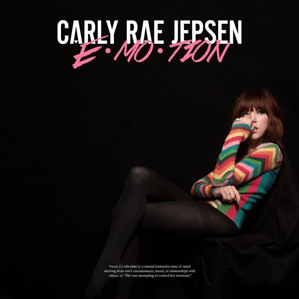 Carly Rae Jepsen, E•MO•TION © School Boy/Interscope