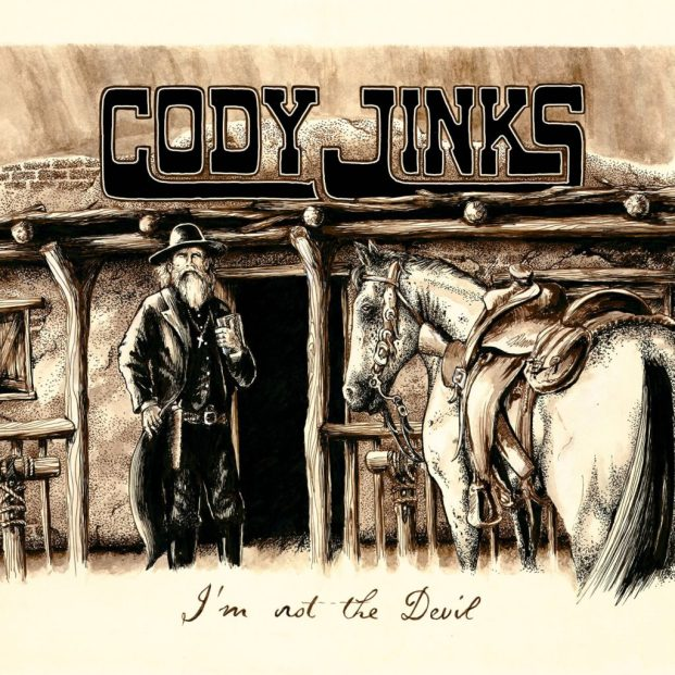 Cody Jinks, I'm Not the Devil © Cody Jinks Music