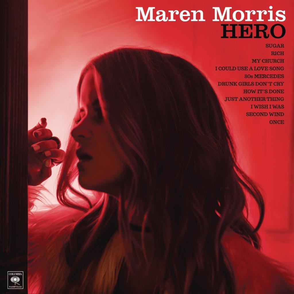 Maren Morris, Hero © Columbia