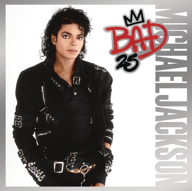 Michael Jackson, Bad © Sony Legacy