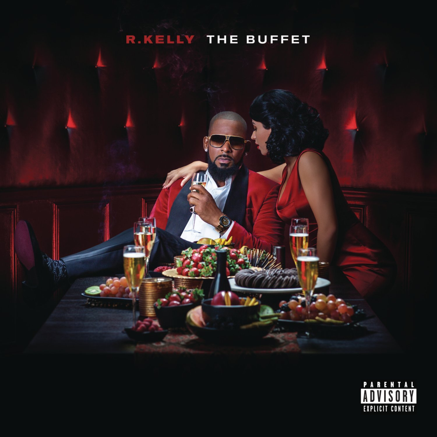R. Kelly Up to His Old Tricks on 'The Buffet'