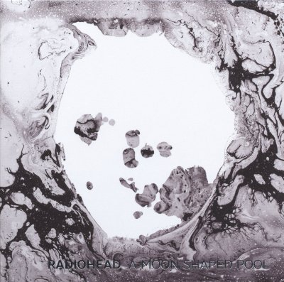Radiohead, A Moon Shaped Pool © XL Recordings