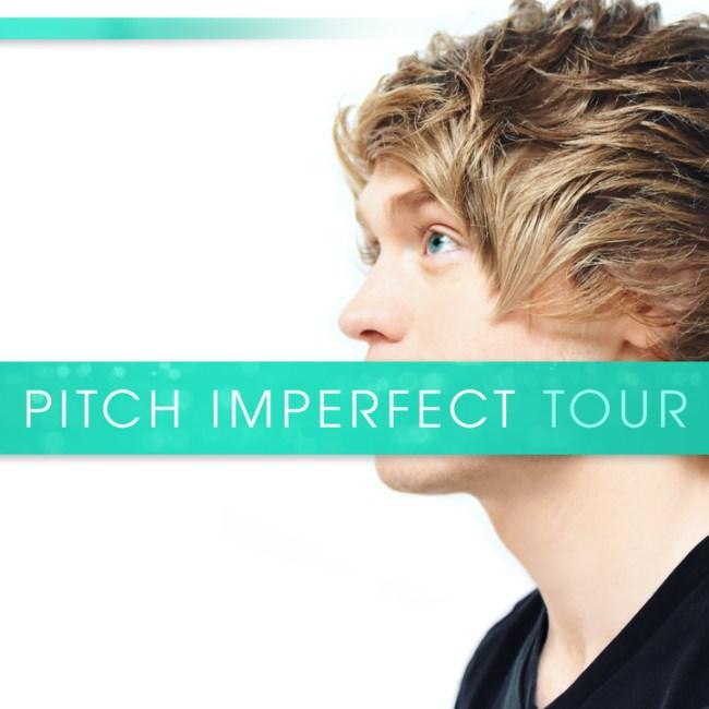 Austin Jones, Pitch Imperfect © Austin Jones