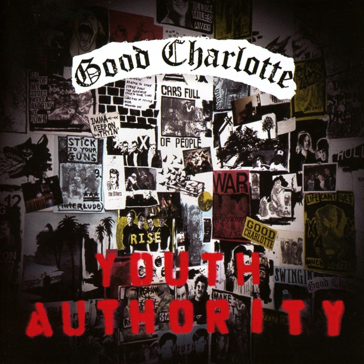Good Charlotte Returns After Six-Year Hiatus With 'Youth Authority'