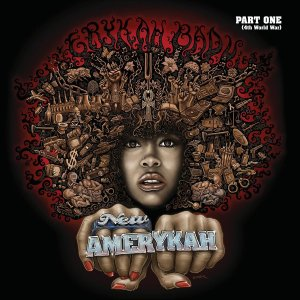 Erykah Badu, New AmErykah Part One © Motown