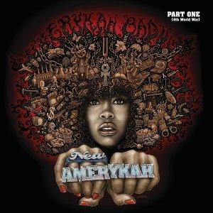 Erykah Badu, New AmErykah Part One © Motown