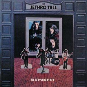 Jethro Tull, Benefit © Parlophone
