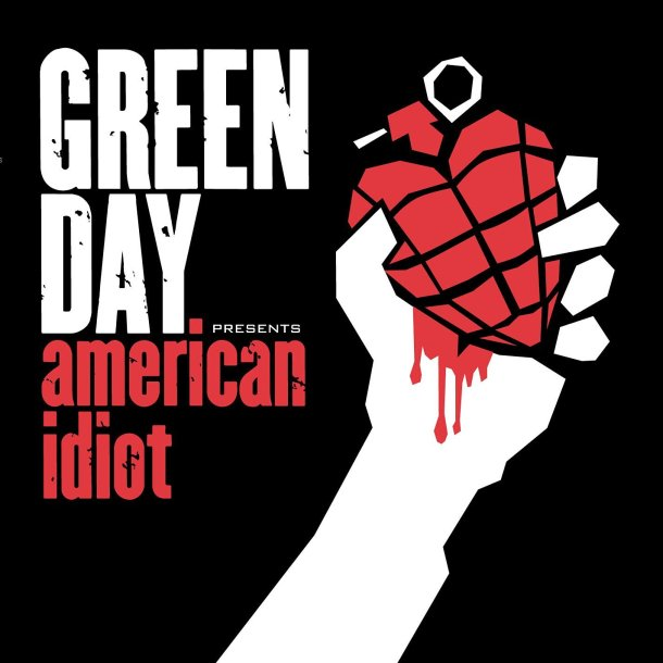 Green Day, American Idiot © Reprise