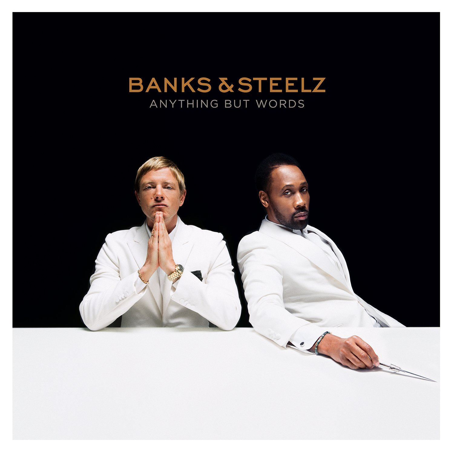 Banks & Steelz Offer Compelling, Eclectic LP with 'Anything But Words'