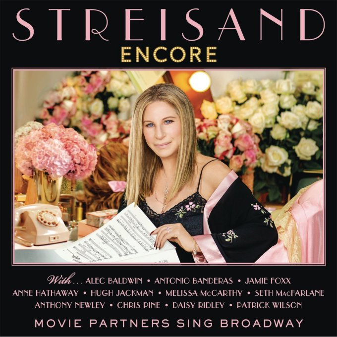 Barbra Streisand, Encore © Columbia