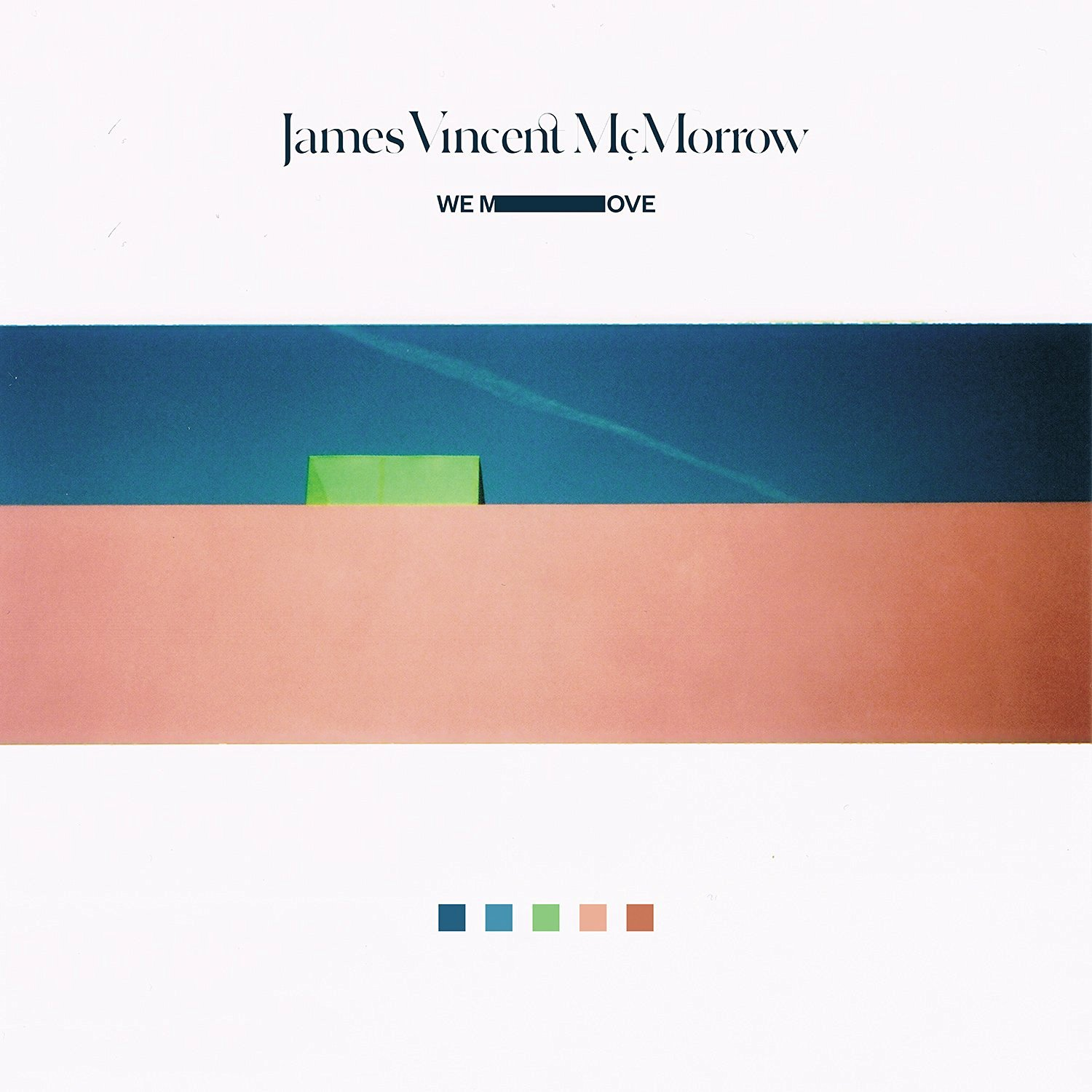 Music Shopping List: James Vincent McMorrow
