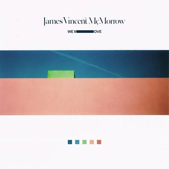 James Vincent McMorrow, We Move © Mahogany Books / Burning Rope