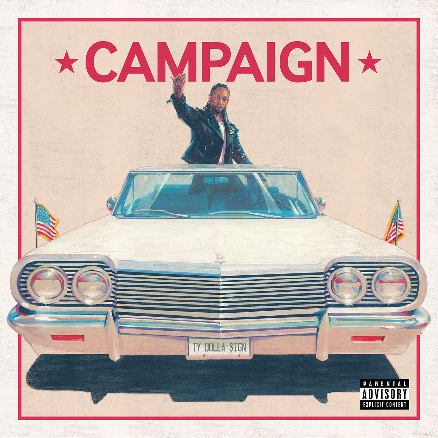 Ty Dolla Sign Flexes on His 'Campaign' Mixtape