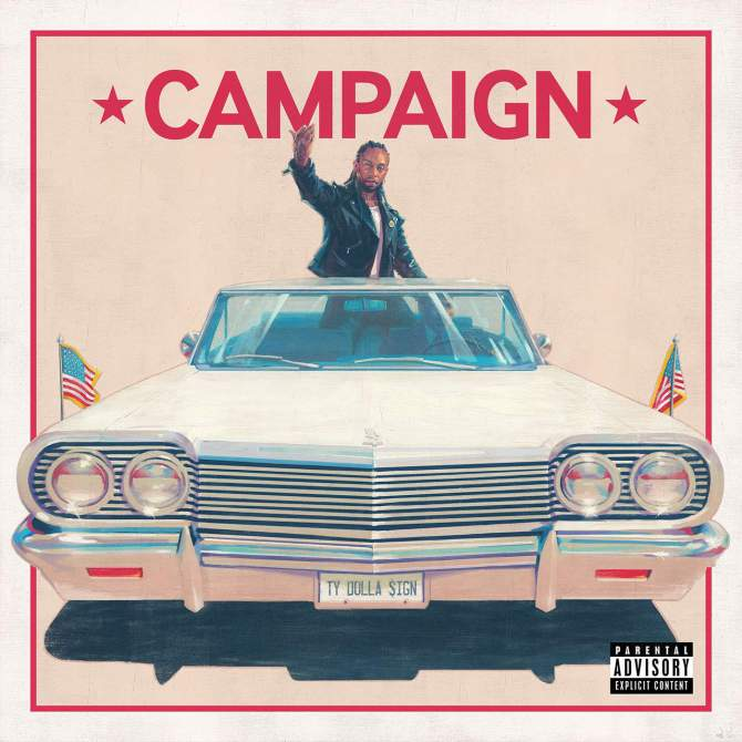 Ty Dolla Sign, Campaign © Atlantic