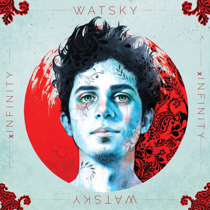 Watsky, x Infinity © Steel Wool