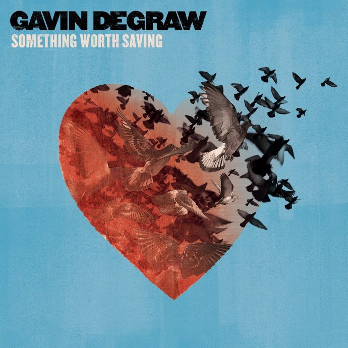 Gavin DeGraw, Something Worth Saving © RCA