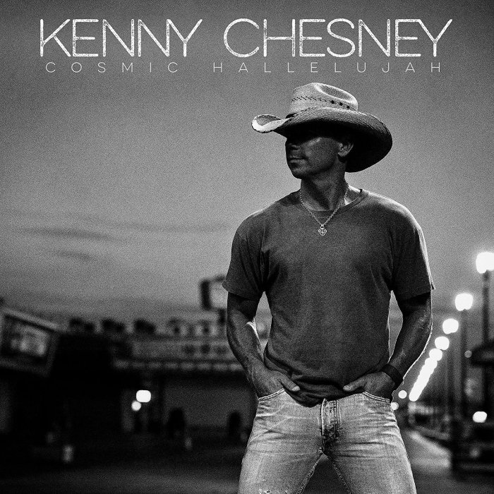 Kenny Chesney, Cosmic Hallelujah © Sony Nashville
