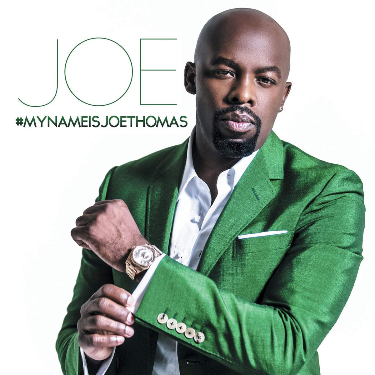 Joe Remains Consistent on #MYNAMEISJOETHOMAS