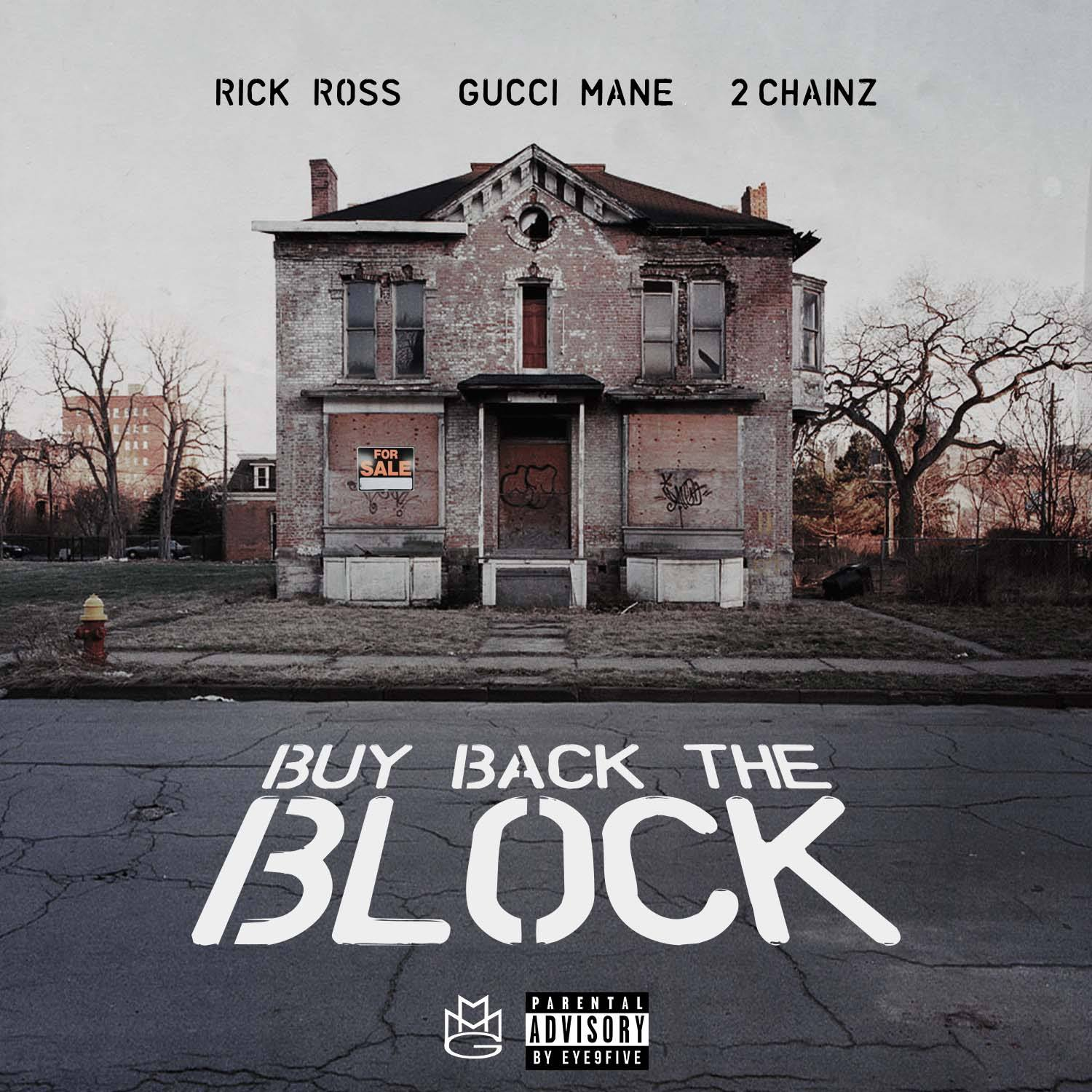 Track Review: Rick Ross, 'Buy Back the Block'