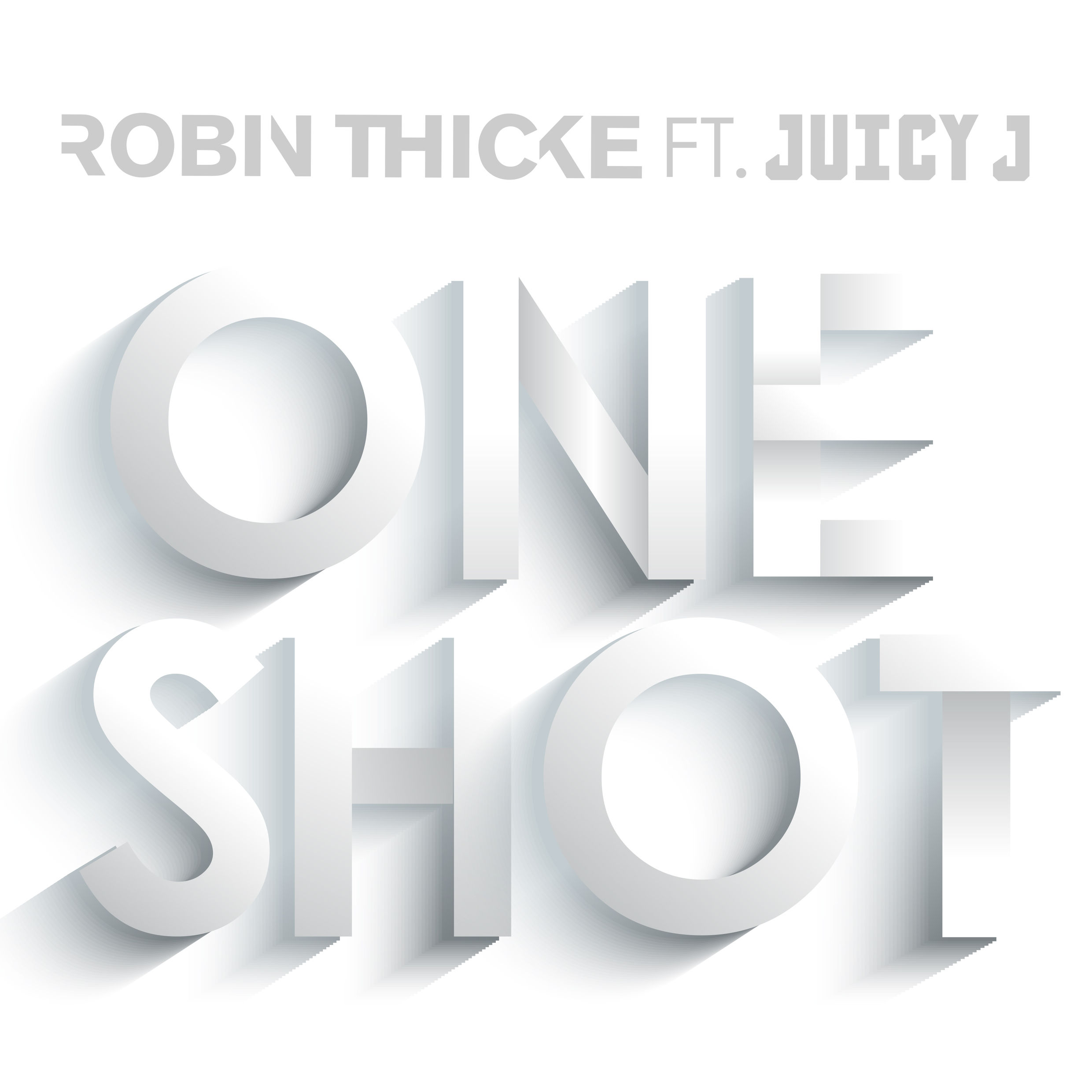 Track Review: Robin Thicke ft. Juicy J, 'One Shot'