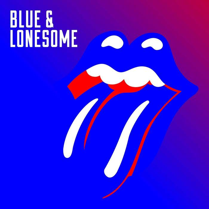 The Rolling Stones, Blue & Lonesome © Polydor