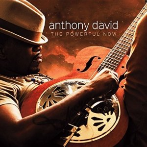 Anthony David, Powerful Now © Shanachie