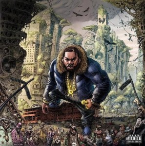 Raekwon, The Wild © EMPIRE