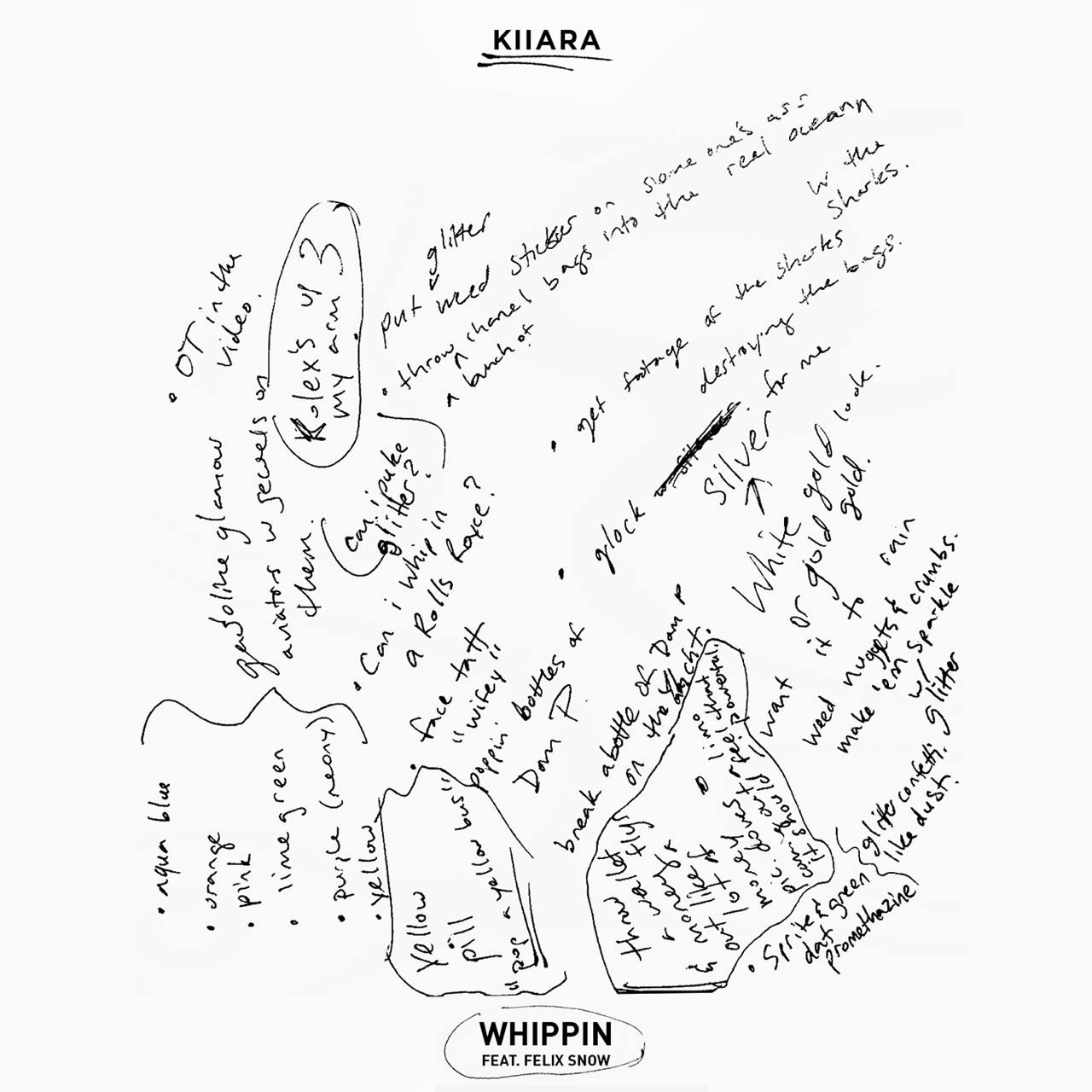 Track Review: Kiiara ft. Felix Snow, 'Whippin'