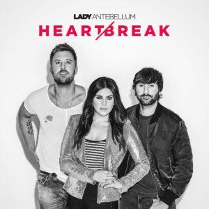 Lady Antebellum, Heart Break © Capitol Nashville