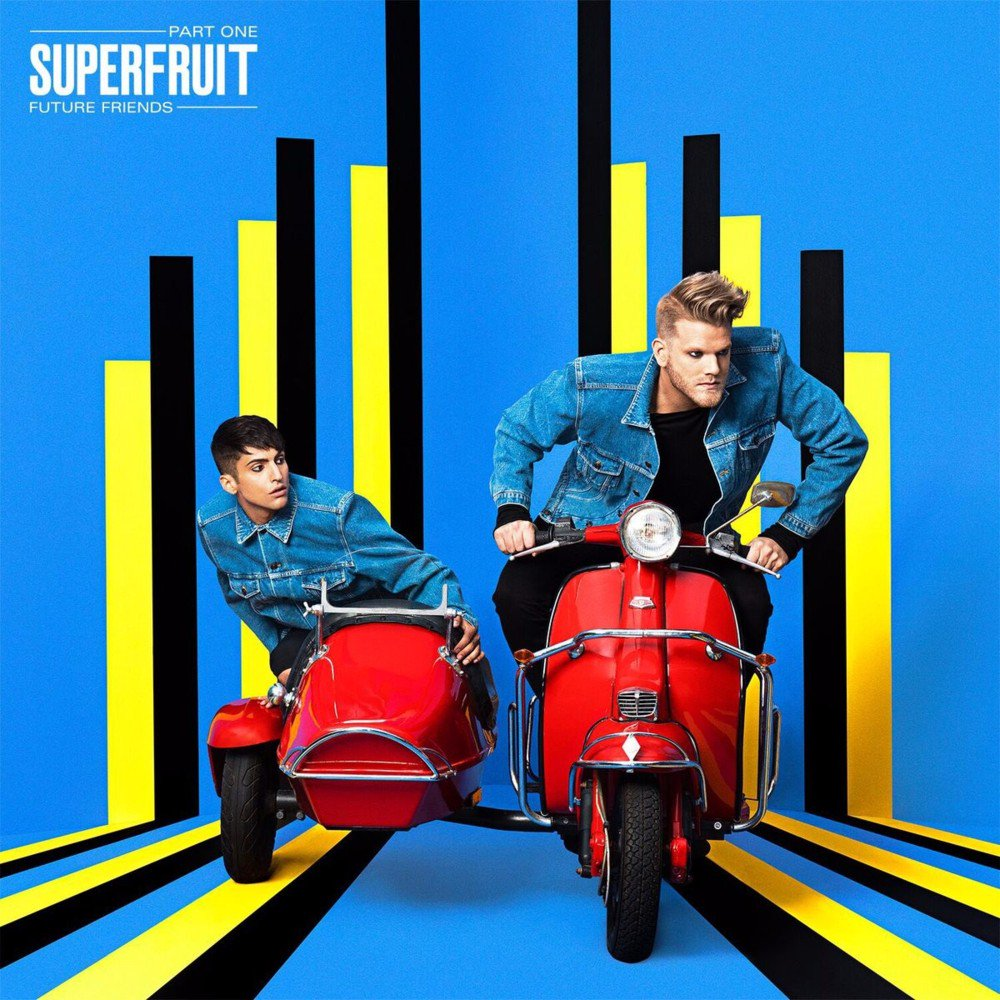 Superfruit, Future Friends – Part One | Album Review