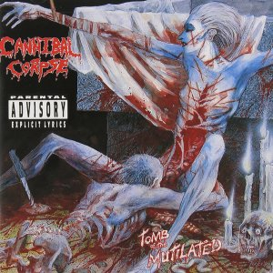 Cannibal Corpse, Tomb of the Mutilated © Metal Blade
